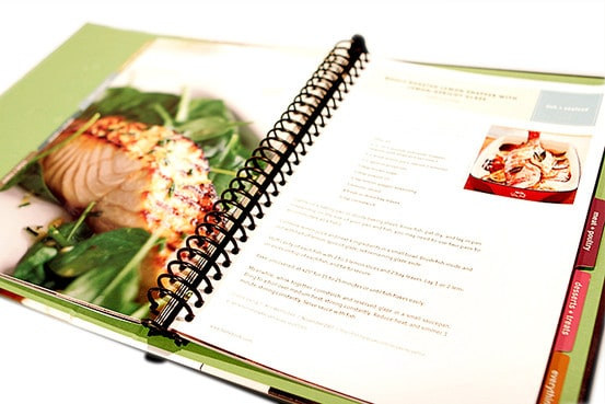 Cookbook Templates - Word Excel Samples