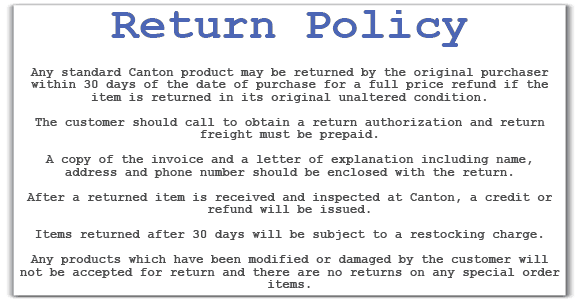 Return policy templates word excel samples for Refund cancellation policy template
