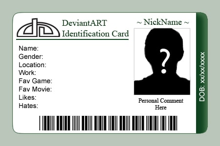 19+ ID Card Templates for Badges - Word Excel Samples
