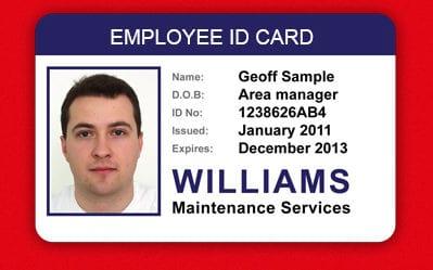 Official Id Card Sample Bodum Westernscandinavia Org